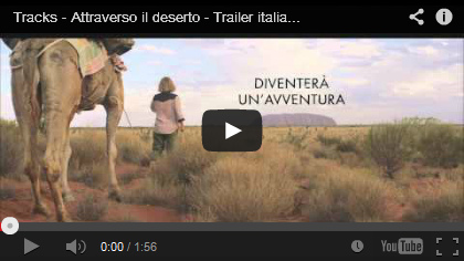 Trailer del film Tracks - Attraverso il deserto