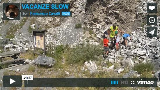 Video Vacanze slow - Francesco Cavalli