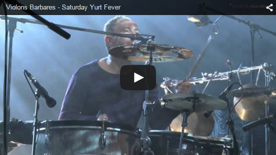 Video Violons Barbares - Saturday Yurt Fever