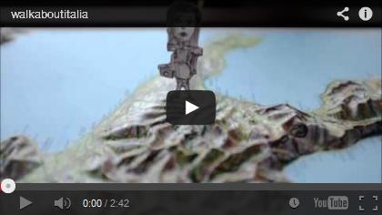Video di presentazione del progetto Walkaboutitalia di Darinka Montico